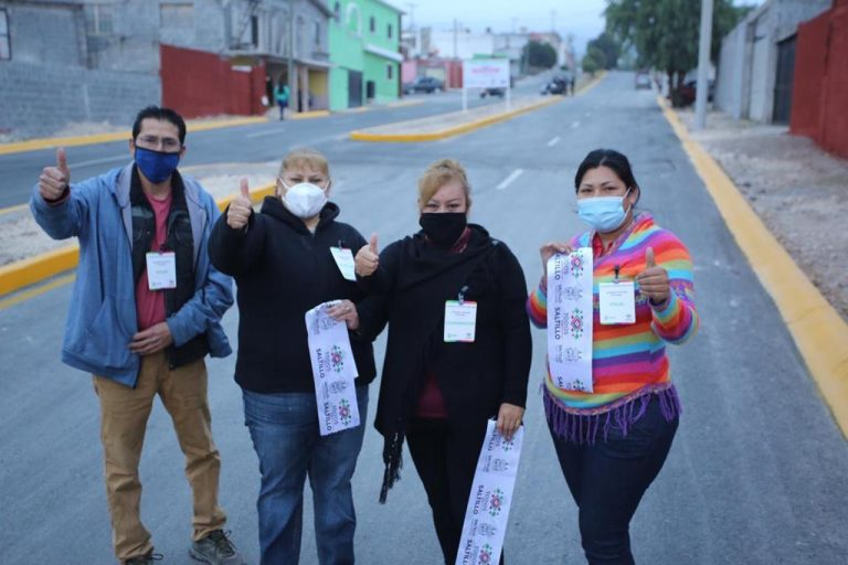 15 mil ciudadanos participan en las comisiones Pro Obra en Saltillo