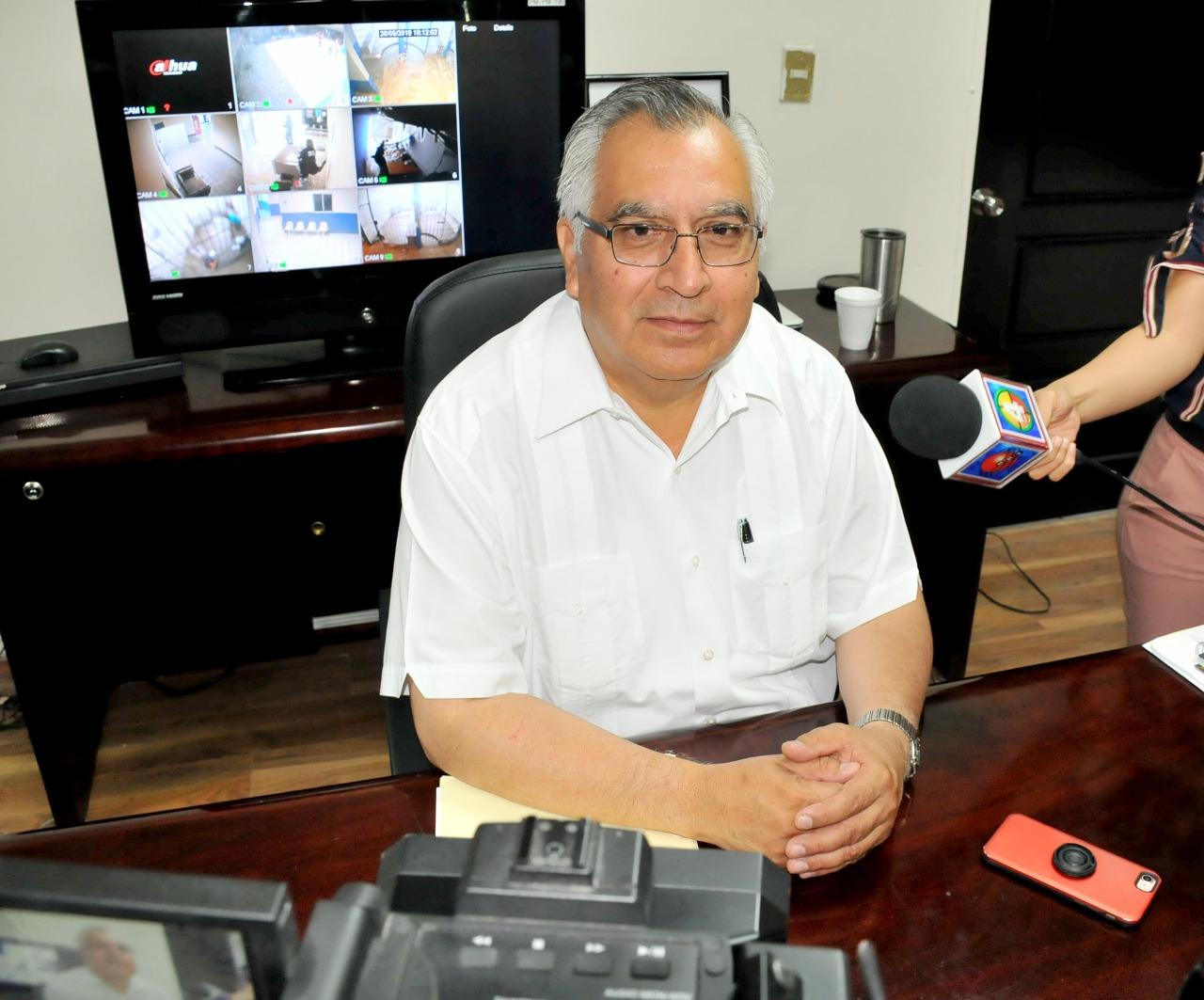 Adrián Olivas, jefe policiaco de Monclova