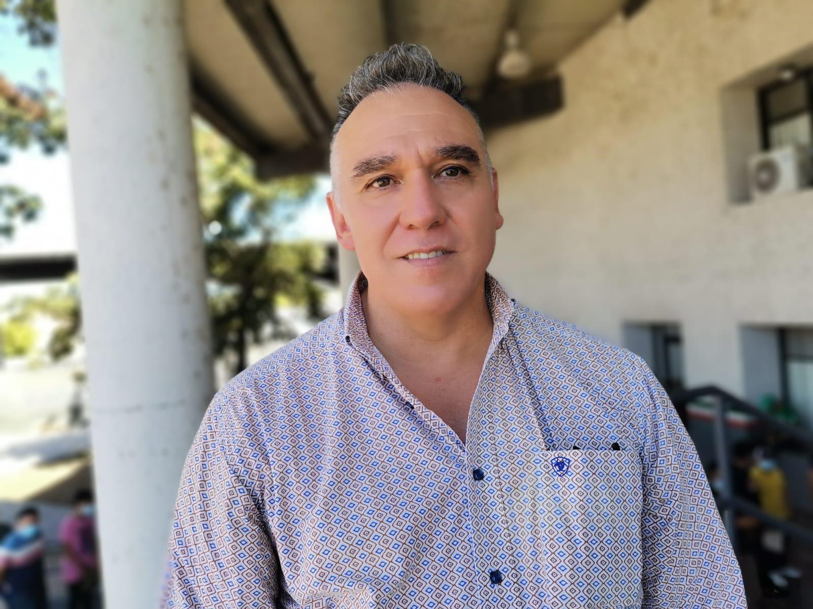 Alberto Flores, director de Desarrollo Económico en Piedras Negras